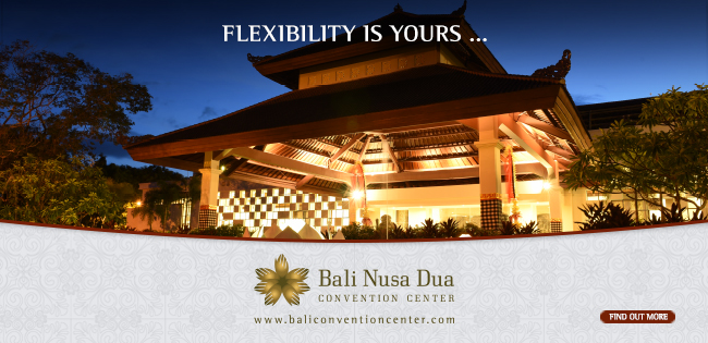 Bali Nusa Dua Convention Center