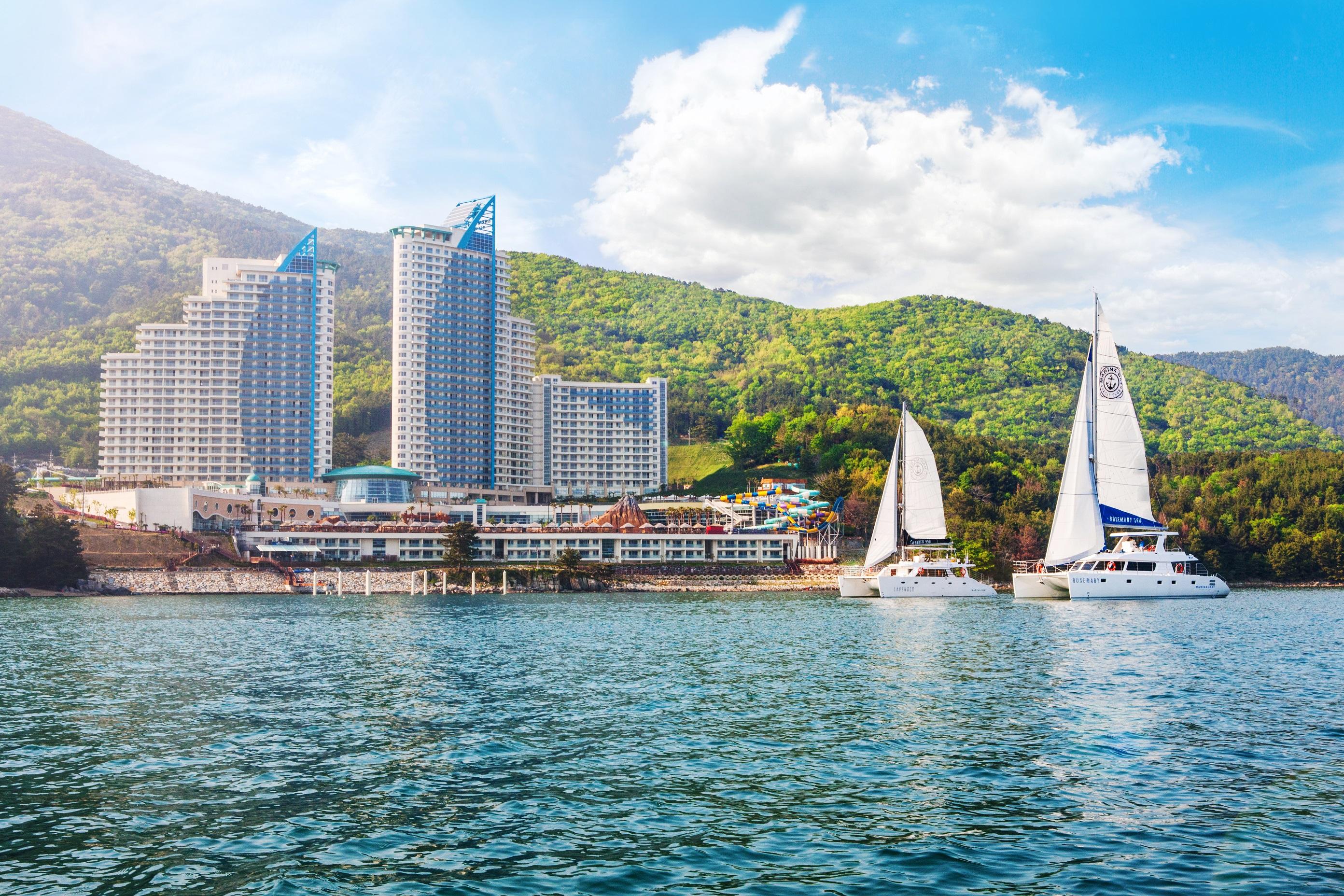 Daemyung Resort Geoje Marina