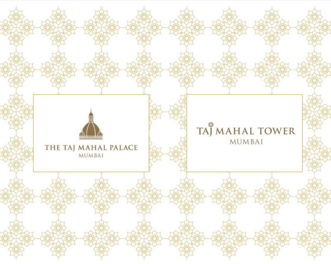 Taj Mahal Palace & Taj Mahal Tower