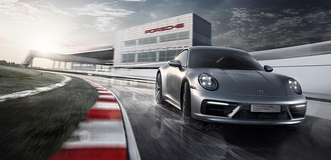 Porsche Experience Centre Shanghai