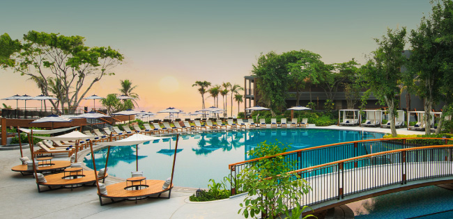 Hua Hin Marriott Resort & Spa