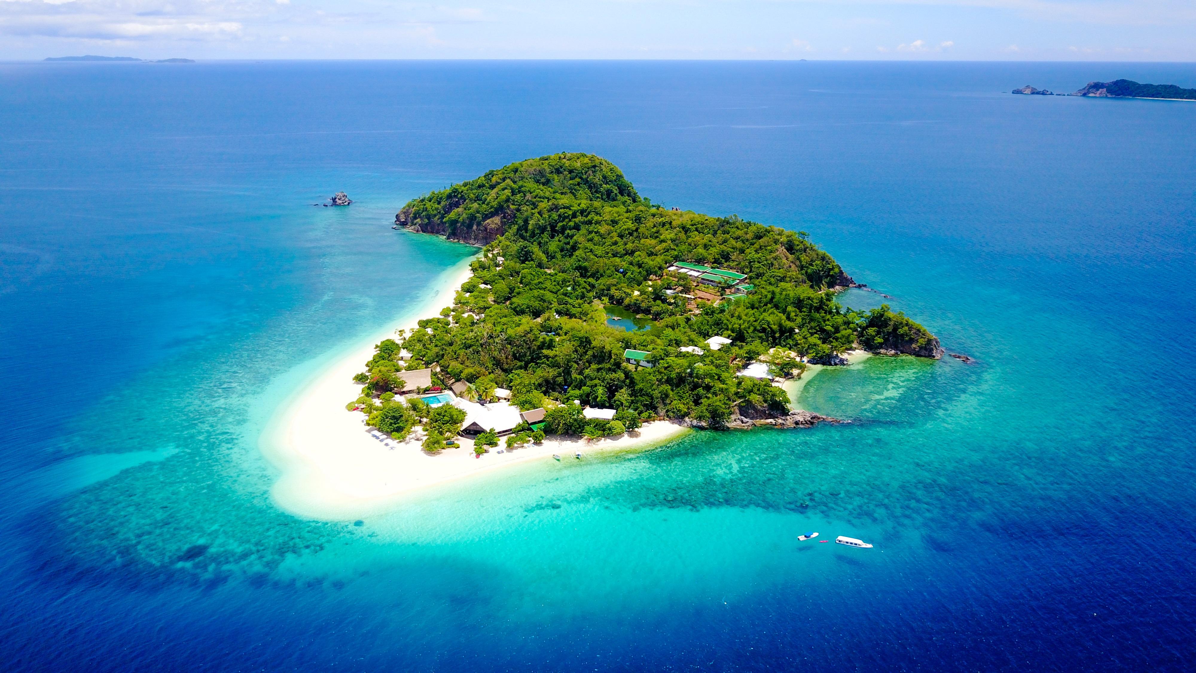 Club Paradise Palawan (private island resort)